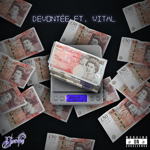 POUNDS (feat. Vital) by Devontée