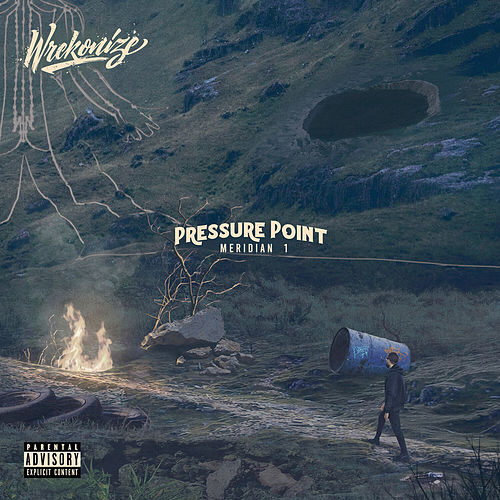 Pressure Point Meridian 1 by Wrekonize