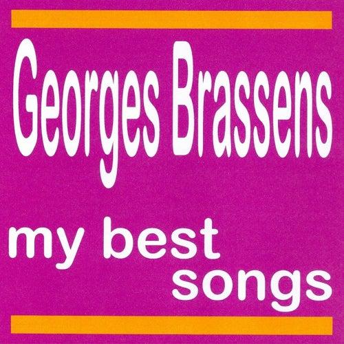 My Best Songs de Georges Brassens