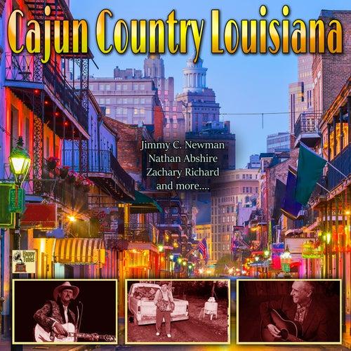 Cajun Country Lousiana de Various Artists