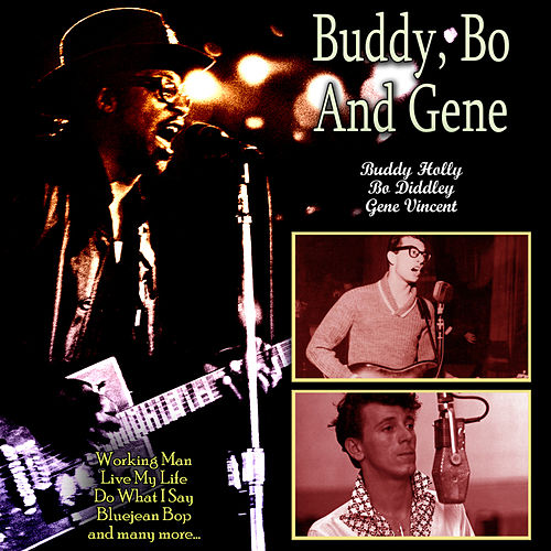 Buddy, Bo And Gene van Buddy Holly
