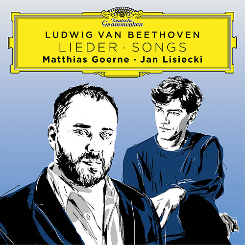 Beethoven Songs by Matthias Goerne