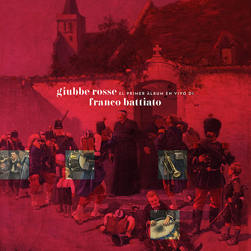Giubbe Rosse (Spanish Version) di Franco Battiato