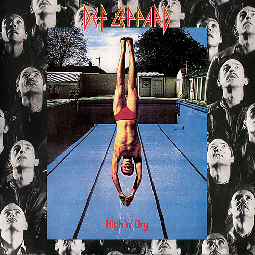 High 'N' Dry (Remastered) de Def Leppard
