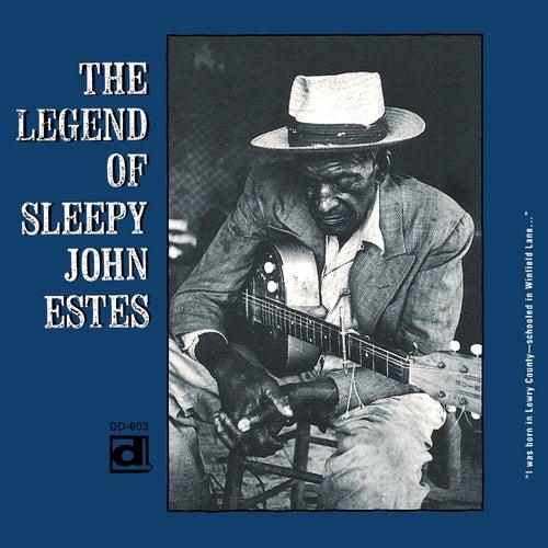 The Legend of Sleepy John Estes de Sleepy John Estes
