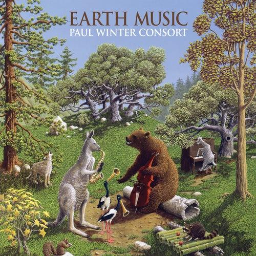 Earth Music de Benito Canonico