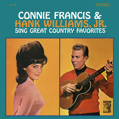 Sing Great Country Favorites (Expanded Edition) de Connie Francis