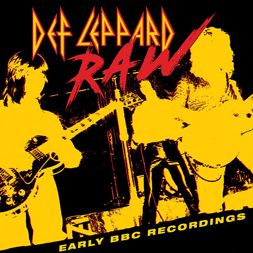 Raw - Early BBC Recordings by Def Leppard