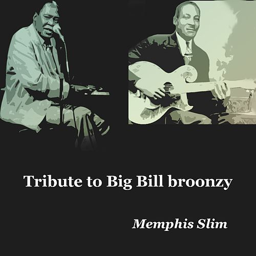 Tribute to Big Bill Broonzy de Memphis Slim