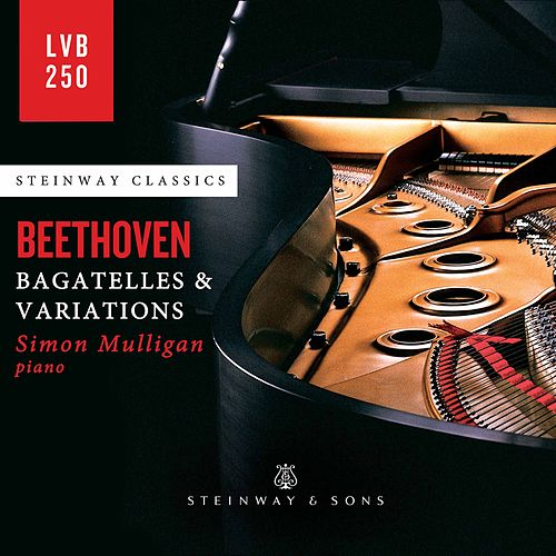 Beethoven: Bagatelles & Variations by Simon Mulligan