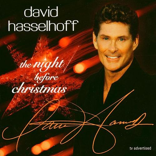 The Night Before Christmas by David Hasselhoff
