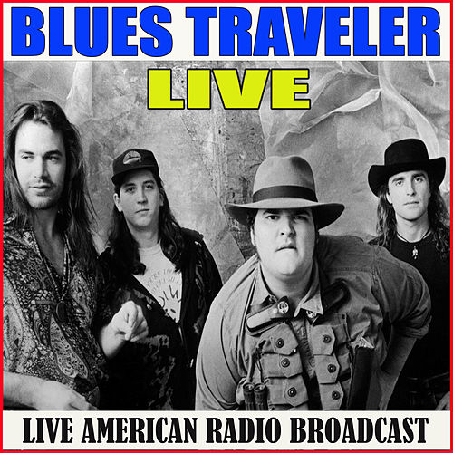 Blues Traveler Live (Live) de Blues Traveler