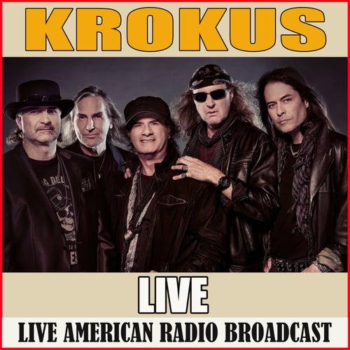 Krokus Live (Live) de Krokus