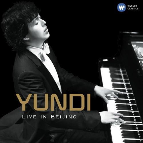 Live In Beijing de Yundi