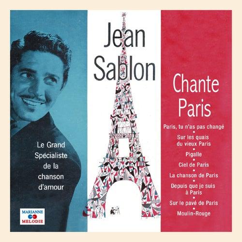 Jean Sablon chante Paris von Jean Sablon