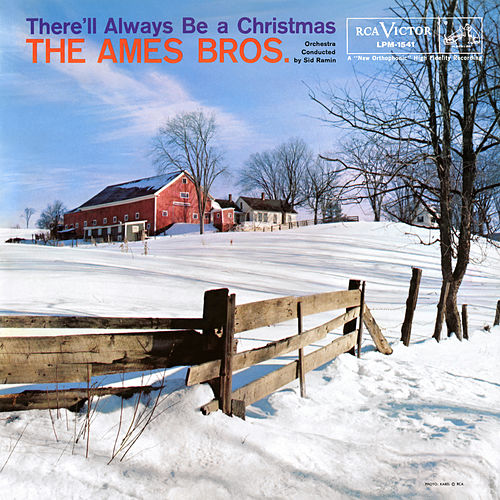 There'll Always Be a Christmas (Expanded Mono Edition) de The Ames Brothers