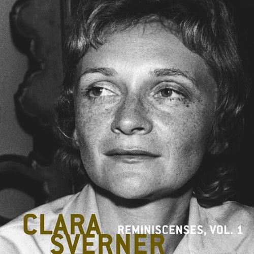 Reminiscences, Vol. 1 de Clara Sverner