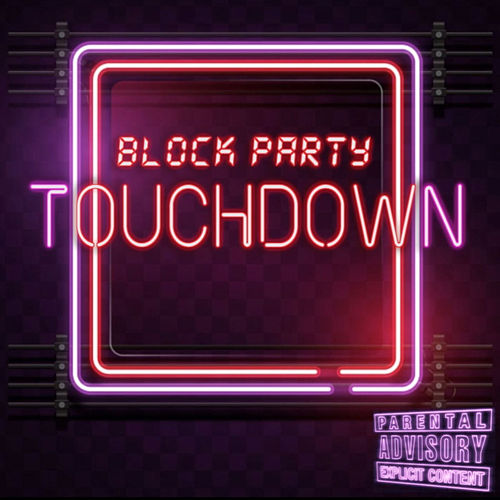 Touchdown van Blockparty