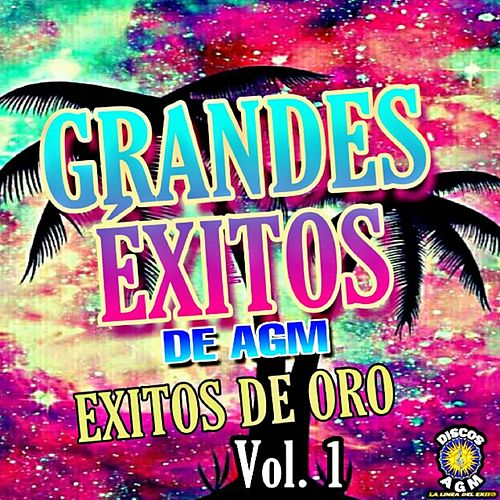 Grandes Exitos De AGM,Exitos De Oro Vol.1 von German Garcia