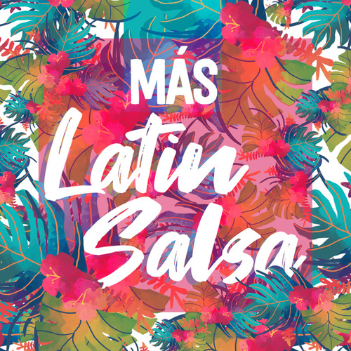 Más Latin Salsa de Various Artists