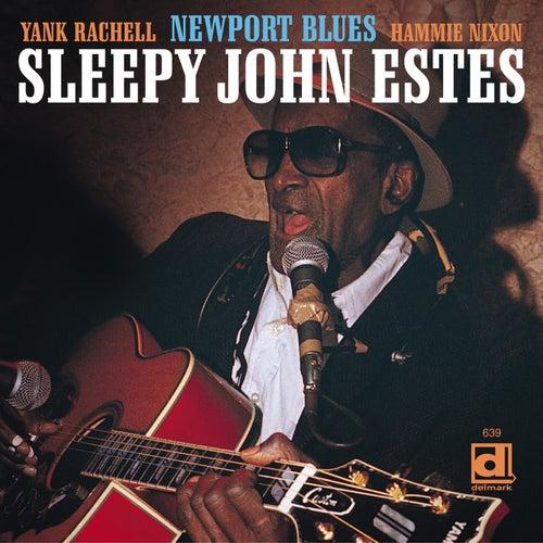 Newport Blues de Sleepy John Estes