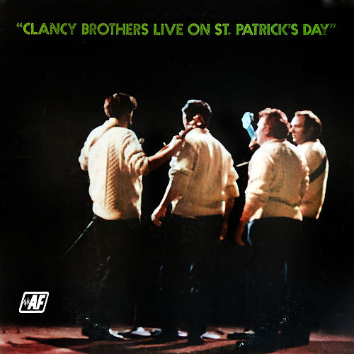 Live on St. Patrick's Day de The Clancy Brothers