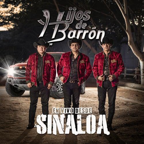 En Vivo Desde Sinaloa de Hijos De Barron
