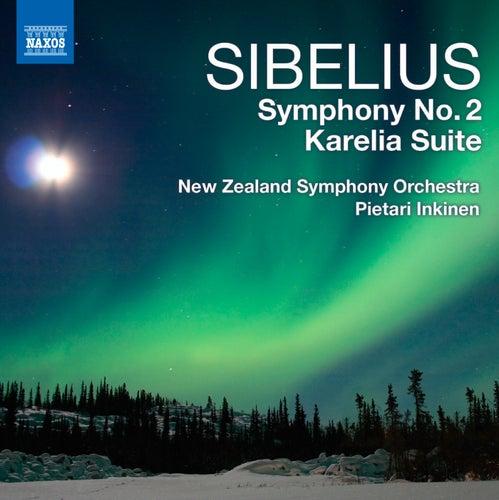 Sibelius: Symphony No. 2 - Karelia Suite von Pietari Inkinen