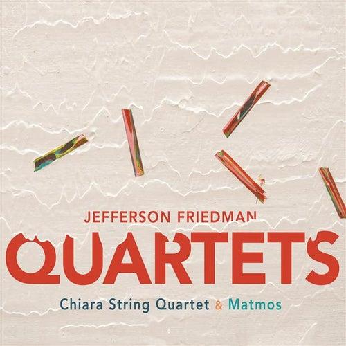 Quartets by Jefferson Friedman