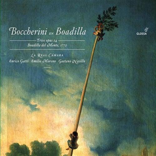 Boccherini, L.: String Trios - Op. 14, Nos. 1-6 (La Real Camera) by La Real Camara
