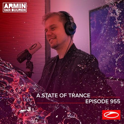 ASOT 955 - A State Of Trance Episode 955 van Armin Van Buuren