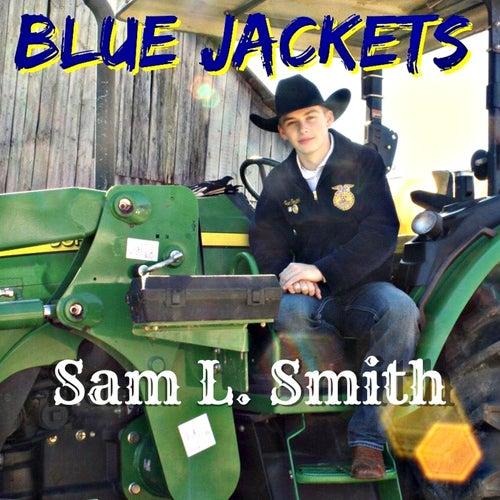 Blue Jackets by Sam L. Smith