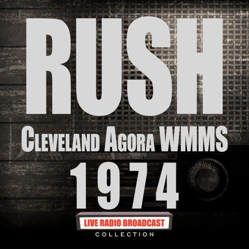 Cleveland Agora - WMMS 1974 (Live) de Rush