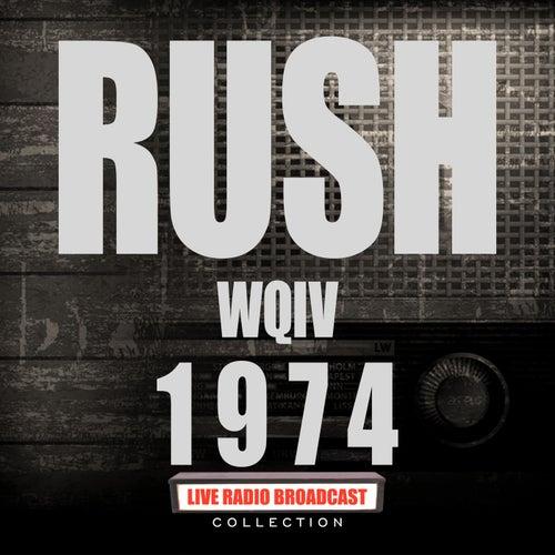 WQIV 1974 (Live) de Rush
