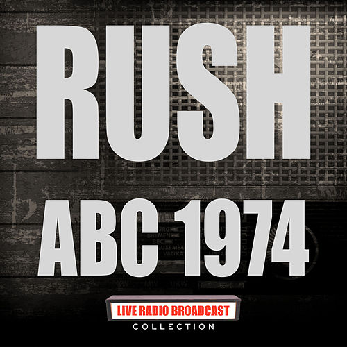 ABC 1974 (Live) de Rush