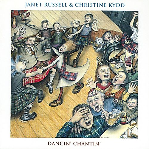 Dancin' Chantin' by Christine Kydd