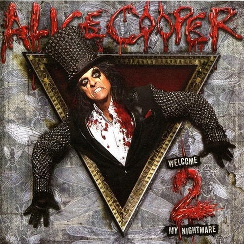 Welcome 2 My Nightmare di Alice Cooper