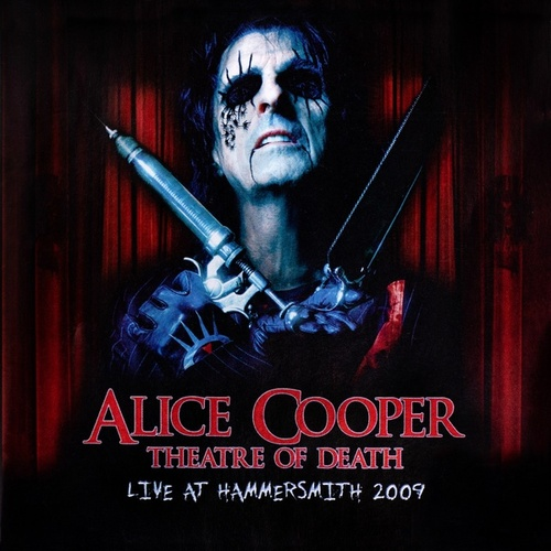 Theatre of Death (Live at Hammersmith 2009) de Alice Cooper