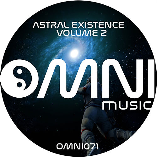 Astral Existence, Vol. 02 LP by Various Artists