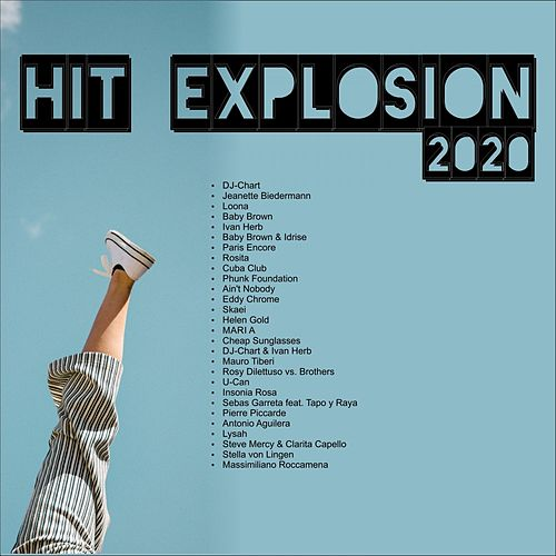 Hit Explosion 2020 by Various Artists