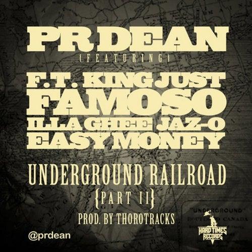 Underground Railroad Pt.2 von PR Dean