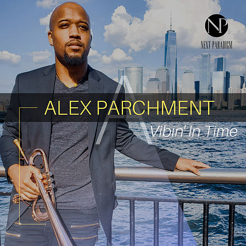Vibin' in Time by Alex Parchment
