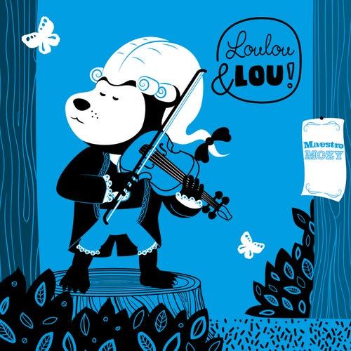 Violinmusik Für Kinder (Violin) de Klassische Musik Maestro Mozy
