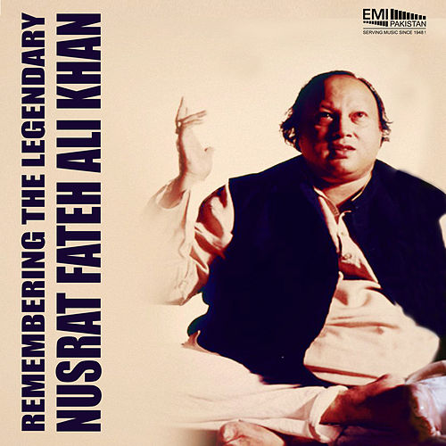 Remembering The Legendary Nusrat Fateh Ali Khan de Nusrat Fateh Ali Khan