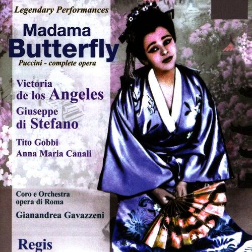 Puccini: Madama Buterfly (complete) de Victoria De Los Angeles