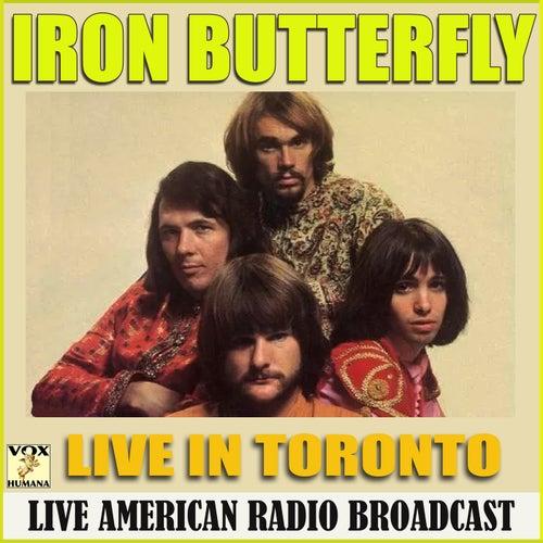 Live in Toronto (Live) von Iron Butterfly