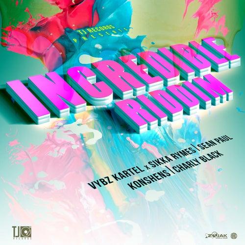 Incredible Riddim de Various Artists