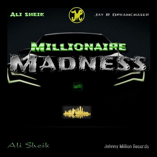 Millionaire Madness by Ali Sheik