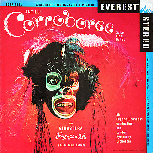 Corroboree & Panambi: Suite From The Ballet by London Symphony Orchestra