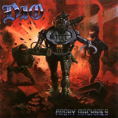 Angry Machines (Deluxe Edition) (2019 - Remaster) de Dio